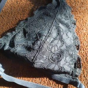 Aeropostale Intimates & Sleepwear - Black, lacey bralette!!!